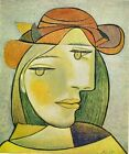 Hand Painted Picasso art Marie-Therese Oil Painting Home Decor Canvas Abstract