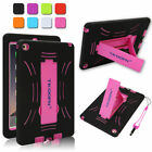 "For iPad 2 3 4 Shockproof Hybrid Case Kid Heavy Duty Stand Protective 9.7"" Cover"