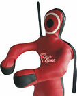 MMA Martial Arts Dummy with straps, Standing Dummy Open Hands (Unfilled)