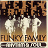 """(24) The Isley Brothers ??""""Funky Family""""- Rare UK T-Neck/Legacy CD 1995- New"""