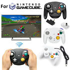 Wired / Wireless NGC Controller Gamepad Joystick For GC NGC Console Game Cube US