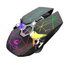 X13 2.4GHz Wireless Gaming Mouse USB Rechargeable Backlight Optical Mice