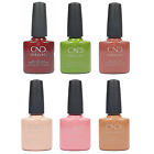 autumn addict cnd shellac collection fall 2020 choose your color