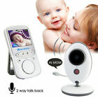 Wireless Video Baby Monitor VB605 Two Way Audio Soothing Music Temperature IR