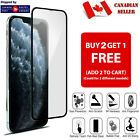 For iPhone SE 11 Pro XR X XS Max 8 7 6 5 6S Plus Tempered Glass Screen Protector