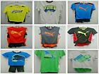 PUMA Boys Size 6 Clothes 2-3 Piece Set Lot New with Tag