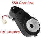 12V 6V Power Wheels Gearbox DC Motor for Jeep Car Ride On Toys Car Bike