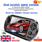 Portable Handheld Retro Video Game Console Built-in 1000 Classic Games Gift Uk