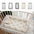 5 Styles Cotton Baby Bassinet for Bed Floral Newborn Baby Lounger Sleeping Nest
