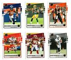 2020 Donruss Football : Rated Rookie Canvas Inserts