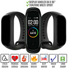 SMARTWATCH OROLOGIO M4 M 4 SMART BAND FITNESS TRACKER CARDIOFREQUENZIMETRO SPORT