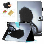 For Kindle Fire HD8 HD10 Paperwhite Smart Magnetic Pattern Kickstand Case Cover
