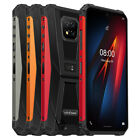 Rugged Mobile Phone Unlocked 4g Android 10 Helio P60 Octa Core 64gb Waterproof