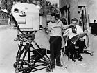 0400-30 Buster Keaton Jimmy Durante behind the scenes What No Beer 400-30 0400-3
