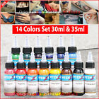 INTENZE Tattoo Ink Set Body Art 14 Color 1oz 30ml