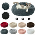 Super Soft Plush Pet Bed Marsh mallow Candy colors Comfy Calming Dog / Cat Bed