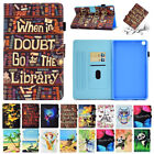 Flip Leather Stand Case Cover Fr Samsung Galaxy Tab A7 S6 S7 10.4 11 2020 Tablet