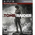 Tomb Raider (Sony PlayStation 3, 2013)