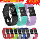 Fitbit Charge 2 Bands Replacement Silicone Sports Watch Strap Smart Wristband