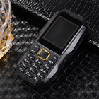 Military Grade Rugged Phone Dual SIM 32MB+32MB bluetooth Torch Long Stand-by