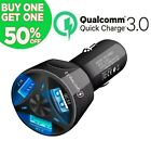 2 3 4 Port USB QC 3.0 Fast Car Charger for Samsung iPhone Android LG Cell Phone