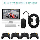 2.4GHz Wireless Gamepad PC Adapter USB Receiver For Xbox 360 Controller Console