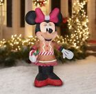 Christmas Inflatable Airblown Blow Up Grinch Minnie Mickey Minion Snoopy Yoda SW