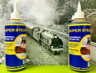 Live Steam Cylinder Oil - Roundhouse - Accucraft - Mamod - FREE 24HR POSTAGE