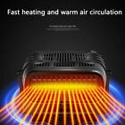 Portable Auto Car For Heater Heating Dryer Fan Defroster Demister Warm X1