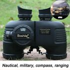 Powerful Binoculars Waterproof Nitrogen 7x50 Rangefinder Binocular HD Compass