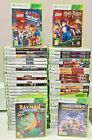 Xbox 360 Games for Children Kids *Choose A Game or Bundle Up* LEGO SONIC DISNEY