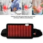 Infrared LED Light Therapy Wrap Muscle Pain Relief Body Care Waist Belt Treat