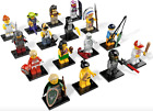 LEGO NEW SERIES 3 8803 MINIFIGURES ALL 16 AVAILABLE YOU PICK YOUR FIGURES