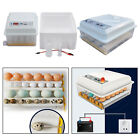 16/36 Digital Egg Incubator Hatcher Temperature Control Auto Turning Chicken