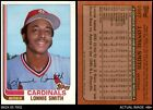 1982 Topps Traded #108 Lonnie Smith T Cardinals 8 - NM/MT
