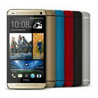 32gb Android Smart Phone Factory Unlocked Htc One M8 Black Red Gold Silver Blue