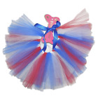 Red, White and Blue USA Dog Tutu
