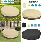 1xLounge Sofa Cover Day Bed Sun Waterproof Outdoor Cover Household Dust-Cover Uk