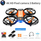 4DRC V8 New RC Drone Mini Small Light Altitude Hold 2.4Ghz Quadcopter for Kids