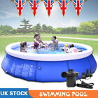 Home Funny Swimming Pool Outdoor Garden Summer Inflatable Kids Paddling Pools UK