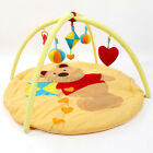 Cartoon Baby Gym Play Mat Kids Infant Lay Playmat Fun Hanging Toddler Toy Gif