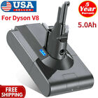 Upgrade Battery for Dyson V8 Absolute Animal Cordless Vacuum Handheld Cleaner