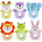 Interting Educational Toy Musical Bell New Style Plush For Kid Baby Rattles CF