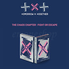 PRE-ORDER TXT TOMORROW X TOGETHER The Chaos Chapter: FIGHT OR ESCAPE Set + GIFT