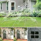 Halloween+Prop+Decoration+Giant+Spider+Web+Haunted+House+Party+Fancy+Dress+Decor