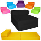 Chair Z Bed Single Fold Out Futon Chairbed Chair Foam Folding Guest Sofa Gilda