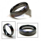 6MM SATIN WOMEN'S TUNGSTEN  WEDDING RING BAND CARBIDE