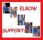 Sports Medical Elbow Support Tennis Golf 8 Types XS-XL