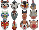 Masque Party Mask 12 Zodiac Animal Paper Pulp SNA006c91
