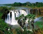 Blue Nile Falls Art Canvas Poster Print Artwork